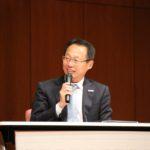 岡田武史氏による講演会「人生の中の喪失と悲嘆」を開催しました
