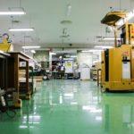 埼玉工場の改装工事が完了しました