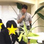 高校生の社会人訪問「ジョブtavi」を実施しました。